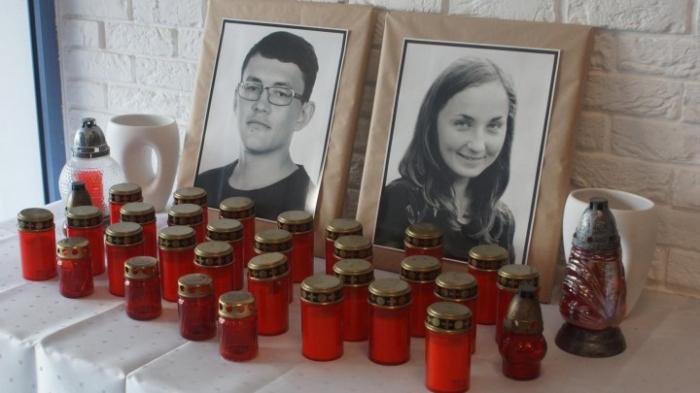 Gedenken an ermordeten Journalisten Kuciak