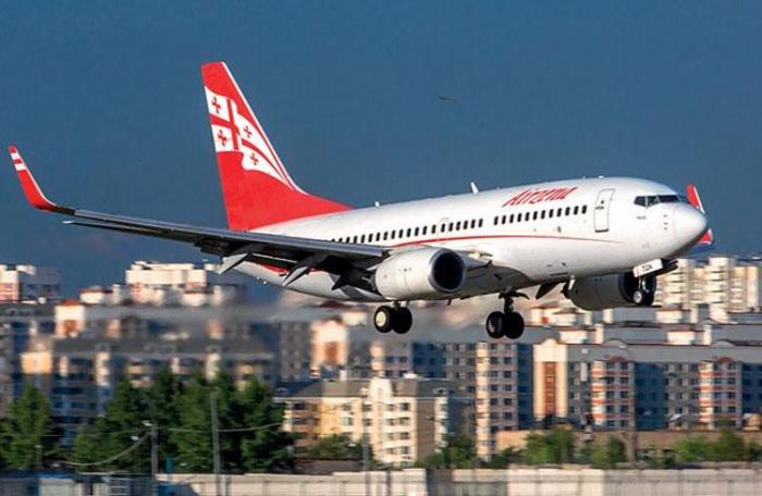 Gürcüstan Azərbaycana uçuşları bərpa etdi