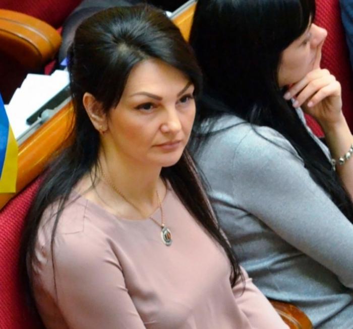 """Diputada ucraniana:   """"La masacre de Joyalí no es sólo una herida profunda en la memoria del pueblo azerbaiyano"""""""