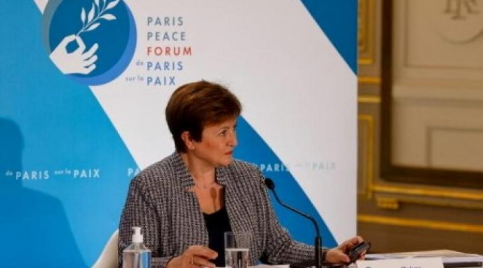 IMF chief urges strong G20 action to reverse