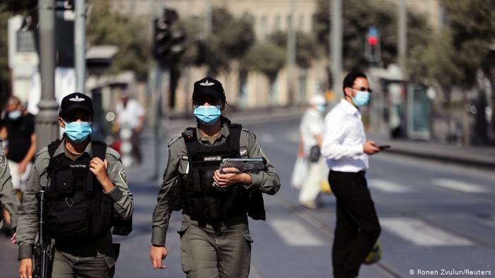 İsraildə virusa yoluxma sayı 740 mini keçib