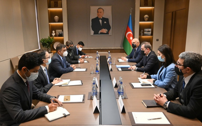 """El general paquistaní:  """"Estamos orgullosos de que los territorios estén bajo el control de Azerbaiyán"""""""