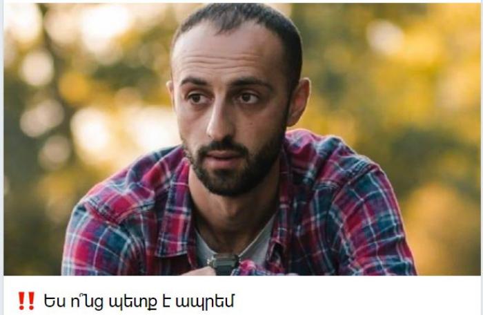 """""""Bizi döyüşə məcbur göndərdilər"""" -   Erməni əsgər üsyan etdi"""