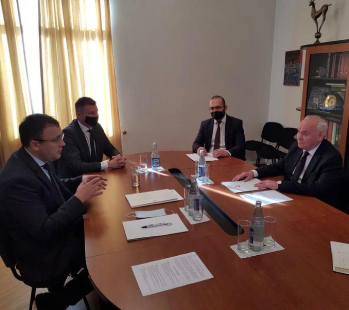 Baku hosts meeting of deputy foreign ministers