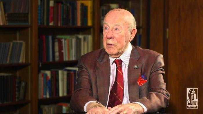 Keçmiş dövlət katibi 101 yaşında vəfat edib