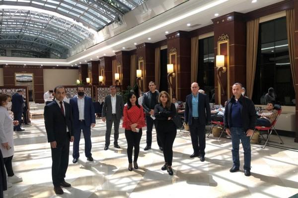 Parlament Jurnalistləri Birliyi açıqlama yaydı