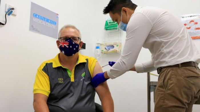 Daha bir ölkədə vaksinasiyaya başlanıldı