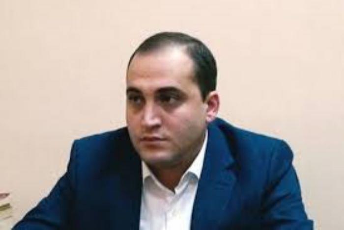 Erməni aktivistə ittiham elan edildi