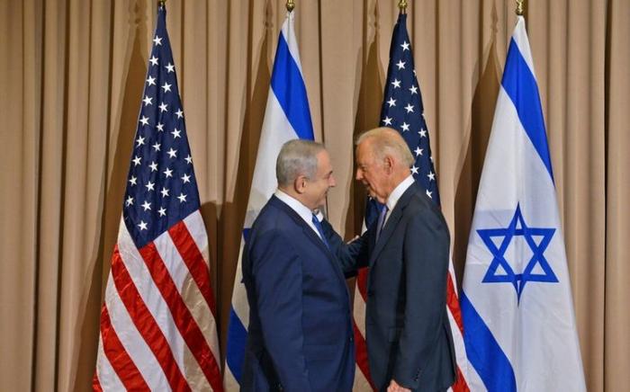 Netanyahu və Bayden danışıqlar apardı