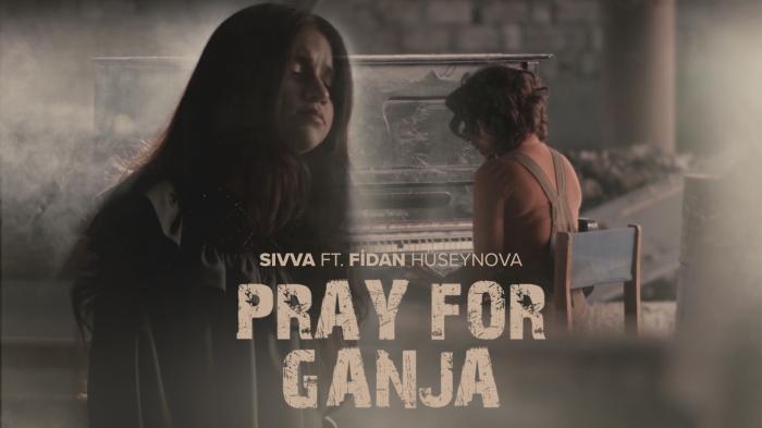 """Savaş qurbanlarına mahnı həsr edildi:   """"Pray for Ganja""""    -    VİDEO"""