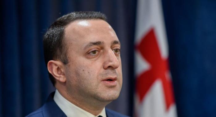 Garibashvili effectuera une visite en Azerbaïdjan