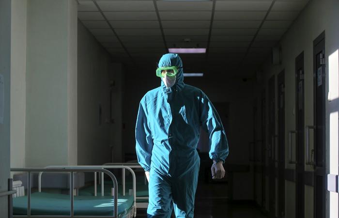 Rusiyada koronavirusdan bir gündə 480 nəfər ölüb