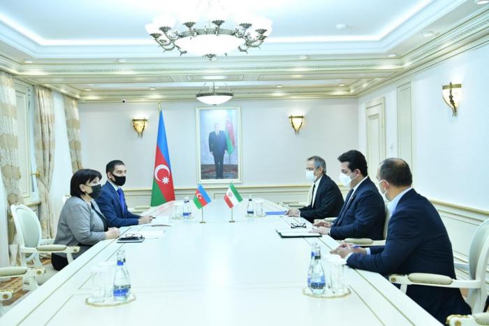 Iran supported territorial integrity of Azerbaijan in Patriotic War - Iranian Ambassador