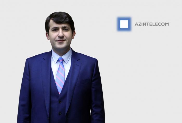 """""""AzInTelecom""""a yeni rəhbər təyin olundu"""