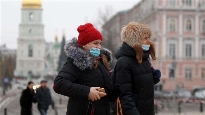 Ukraynada bir gündə 133 tibb işçisi virusa yoluxdu
