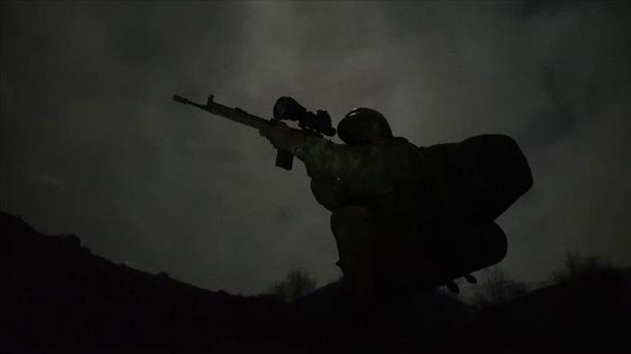Trois terroristes du PPK/ YPG neutralisés par l