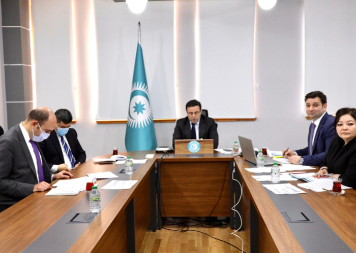 Turkic Council Experts held the First online meeting on Energy