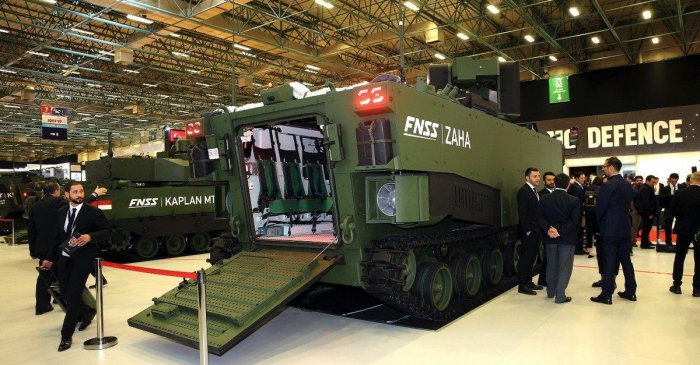 Istanbul to host global defense industry fair IDEF