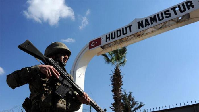 Türkiyəyə qanunsuz keçmək istəyənlər tutuldu,  biri İŞİD-çidir