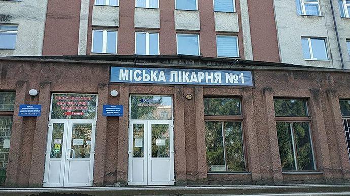 Ukraynada xəstəxanada partlayış olub