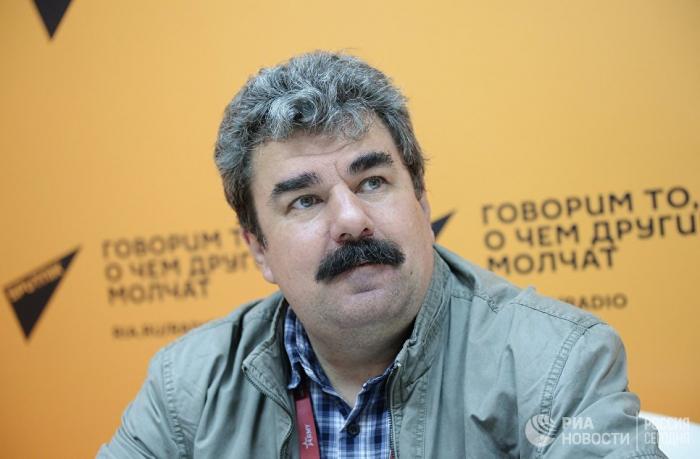 """""""Ermənistandan Suriyadakı terrorçulara silahlar ötürülüb""""  -  Rusiyalı hərbi ekspert"""