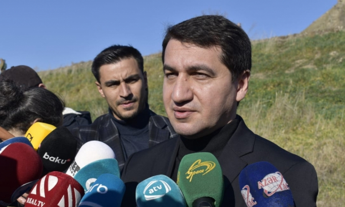 """""""These destructions show the true nature of Armenia"""" - Presidential Aide"""