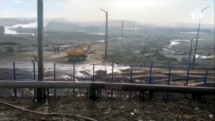 Three people die in partial collapse of Nornickel