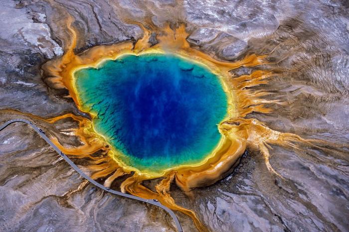 Etats-Unis: les volcans de Yellowstone existent depuis au moins 50 millions d