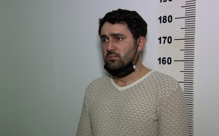Bakıda narkotacir 3 kq heroinlə tutuldu -    VİDEO