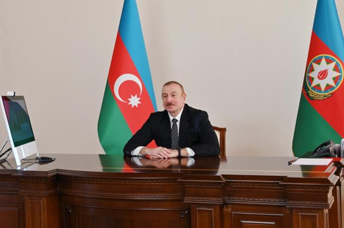 """""""اذربيجان تدعم باكستان في كل شيء بما في ذلك كشمير"""" -   الهام علييف"""