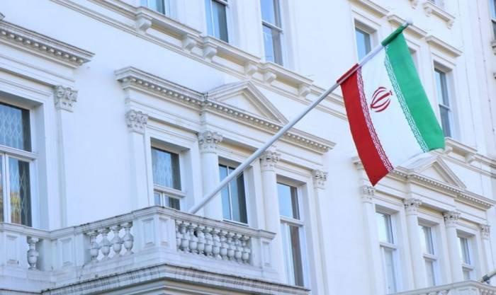 İran səfirliyindən məlumatların Ermənistana ötürülməsi  xəbərinə reaksiya