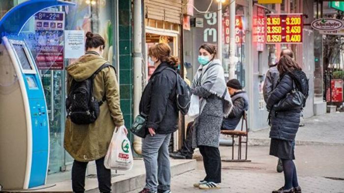 Gürcüstanda daha 262 nəfər virusa yoluxdu
