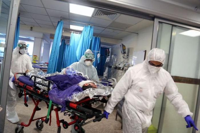 İranda daha 8 min nəfər koronavirusa yoluxdu