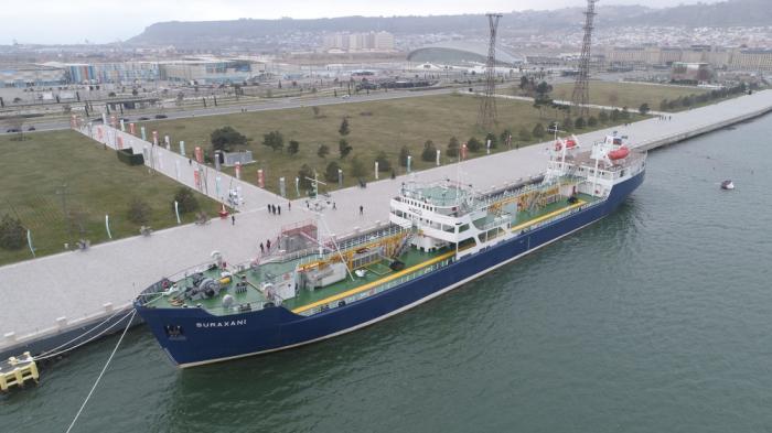 """""""Suraxanı"""" tanker-muzeyi ziyarətə açılacaq"""