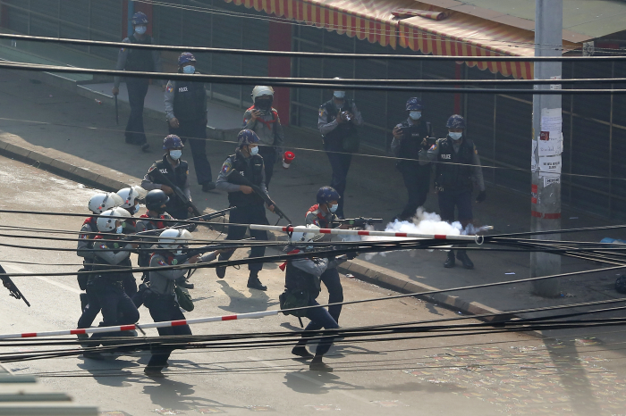 18 Tote bei Protesten in Myanmar - UN-Generalsekretär verurteilt Gewalt