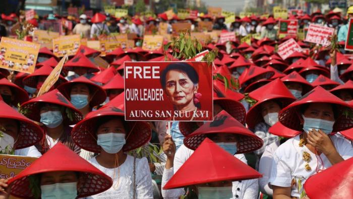 USA kündigen neue Sanktionen gegen Militärregime in Myanmar an