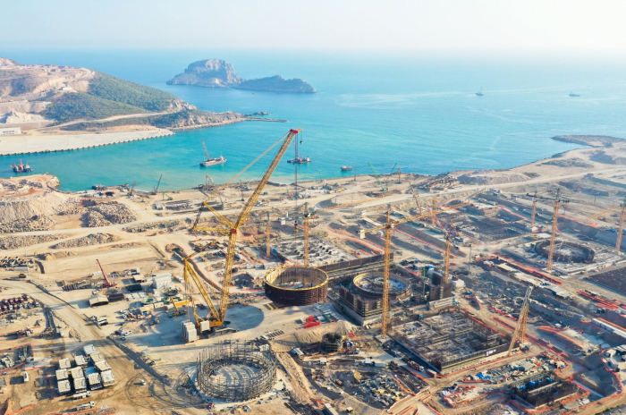 Turkish, Russian leaders to lay foundation for 3rd reactor of Akkuyu NPP