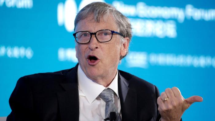 Bill Gates revela que prefiere los dispositivos Android a los de iOS y explica la razón