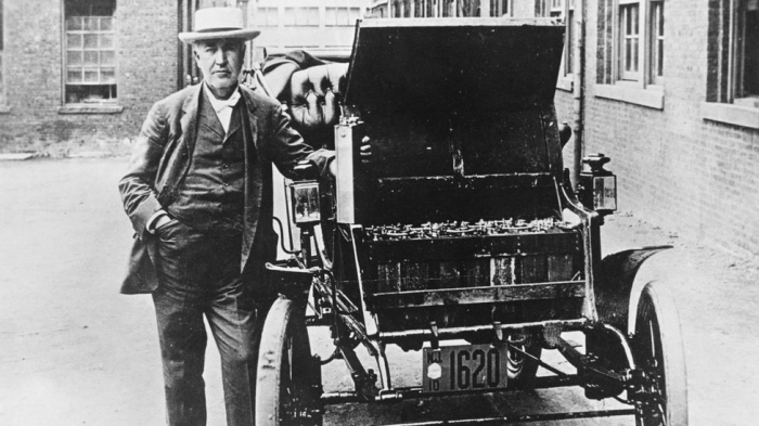 The battery invented 120 years before its time