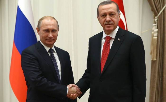 Turkish and Russian Presidents to attend teleconference