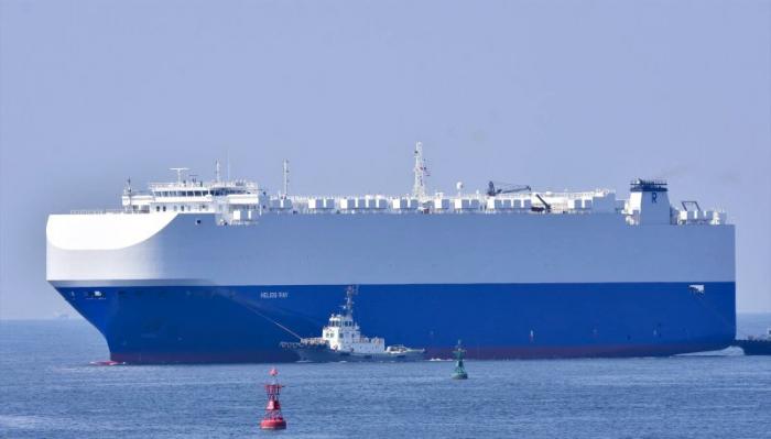 Netanyahu blames Iran for attacking Israeli-owned cargo ship