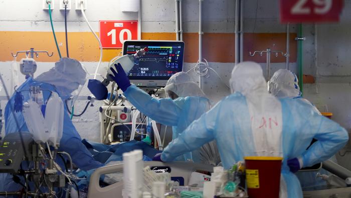 Un feto infectado con covid-19 muere en el útero de una mujer embarazada en Israel