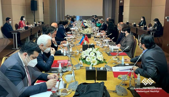 Joint Azerbaijan-Turkey Commission on Culture holds meeting