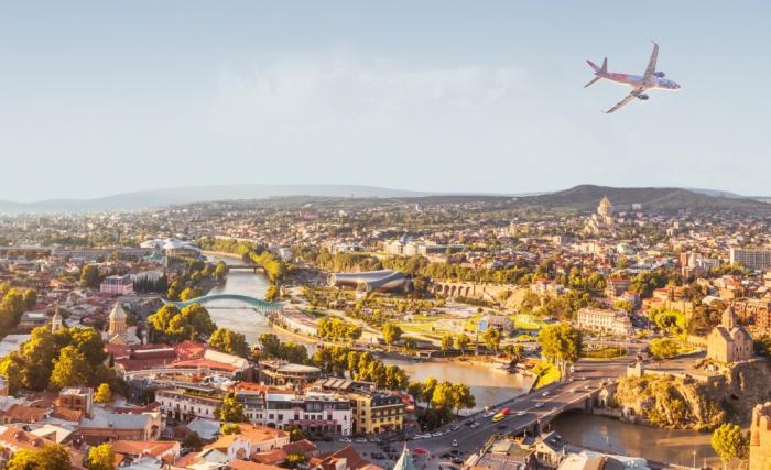 """""""Buta Airways"""" Tbilisiyə uçuşlara başlayır"""