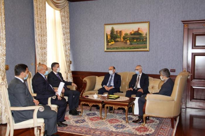 Palatanın Türkiyənin Sayıştay Başkanlığı ilə əməkdaşlığı genişlənir