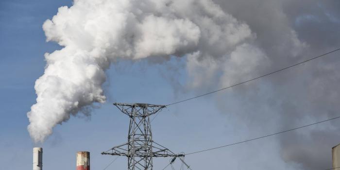 Les émissions de CO2 du secteur de l