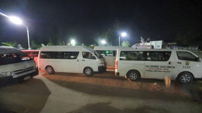 Hundreds of kidnappedNigerian girls released by gunmen