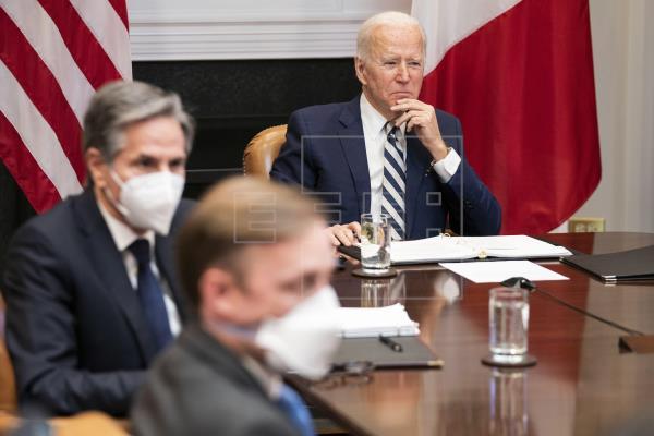 Biden y López Obrador acercan sus posturas en una primera reunión cordial
