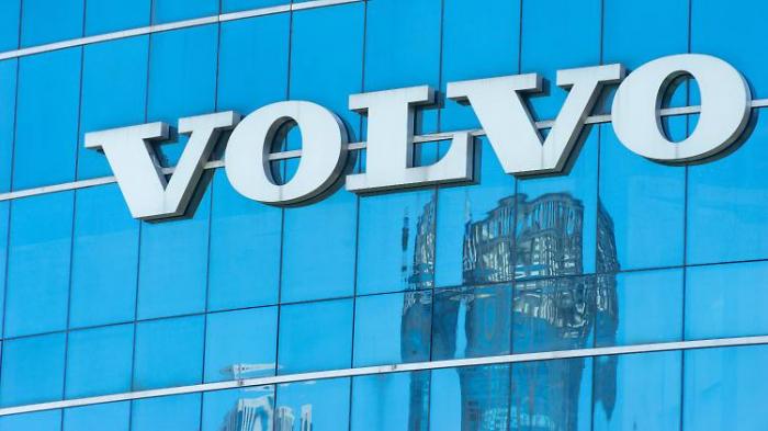 Volvo baut bald nur noch reine E-Autos