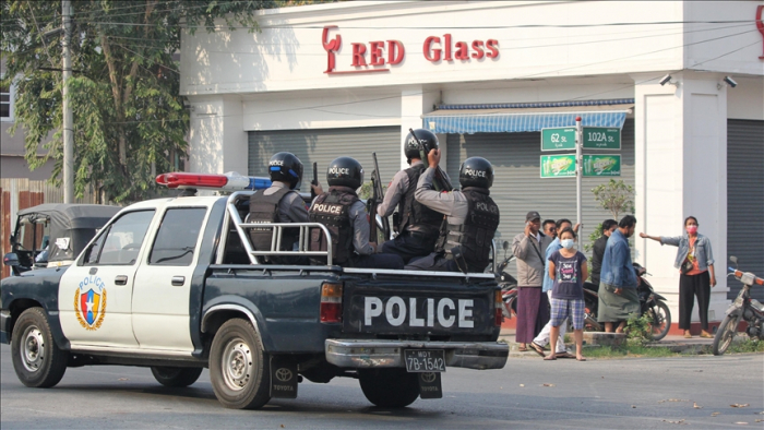 30 killed, 1,230 detained in Myanmar since military coup